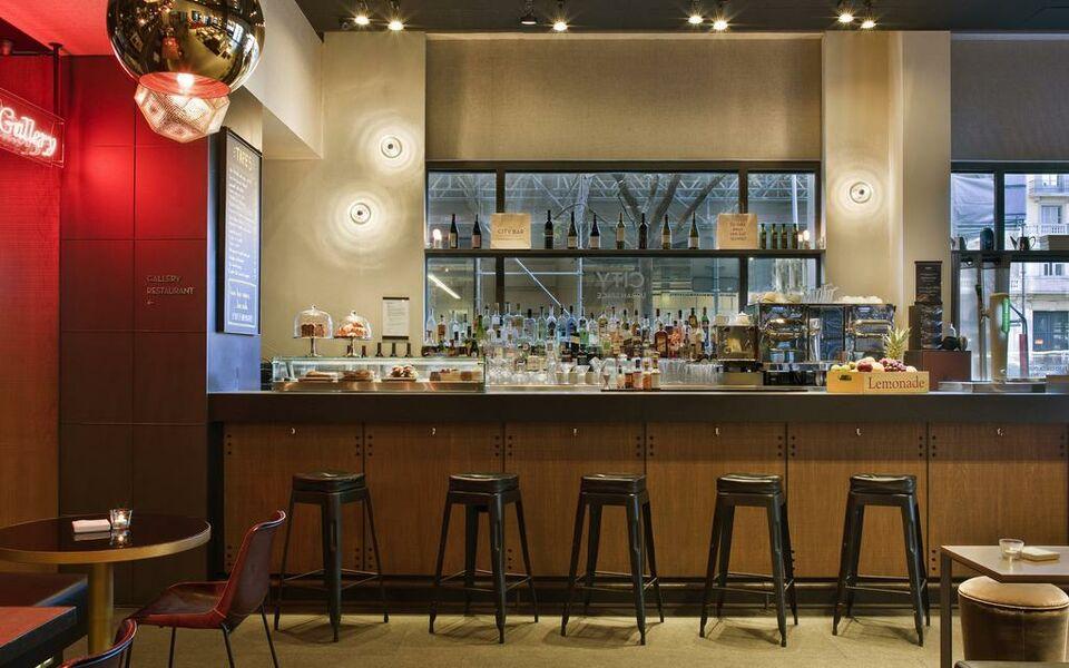 grand hotel central barcelona spagna. Black Bedroom Furniture Sets. Home Design Ideas