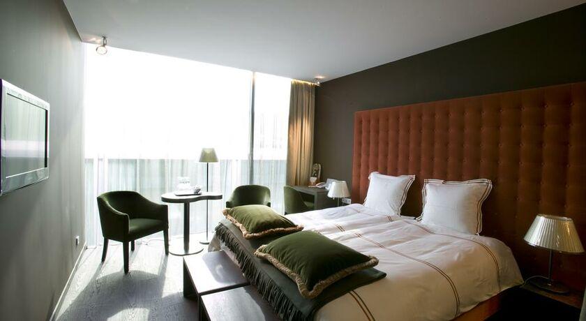 D hotel kortrijk belgien for Design hotel belgien