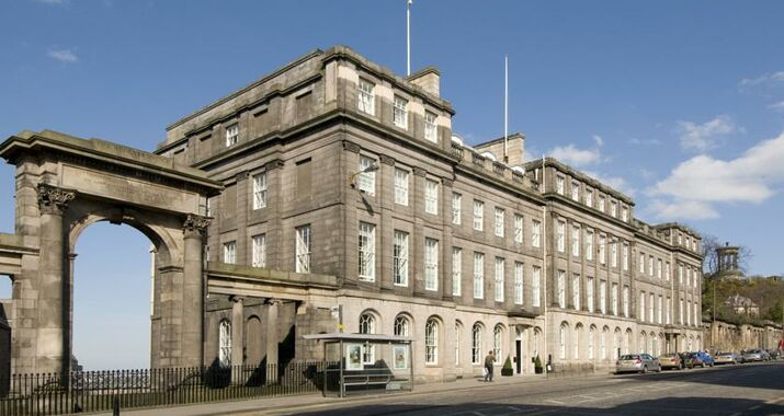 Apex waterloo place hotel a design boutique hotel for Design hotel edinburgh