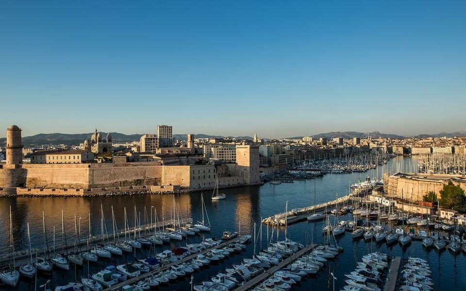 Hotel Restaurant Marseille Vieux Port