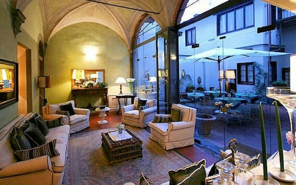 Hotel J and J, Florence (5)