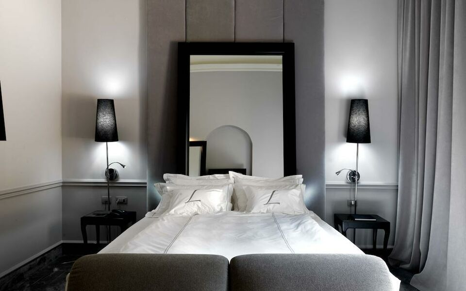 Leon 39 s place hotel in rome a design boutique hotel rome for Design hotels rome