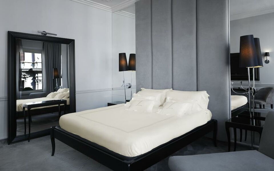 Leon 39 s place hotel in rome a design boutique hotel rome for Design hotel italy