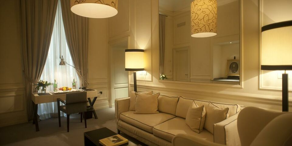 J k place firenze a design boutique hotel florence italy for Design hotel florence