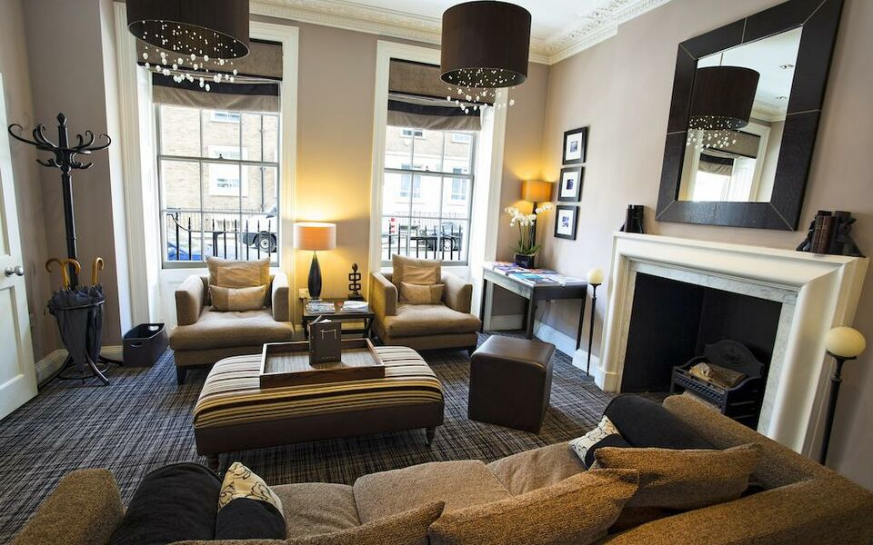 Montagu Place Hotel, London, Central London (2)