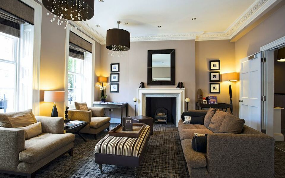Montagu Place Hotel, London, Central London (3)