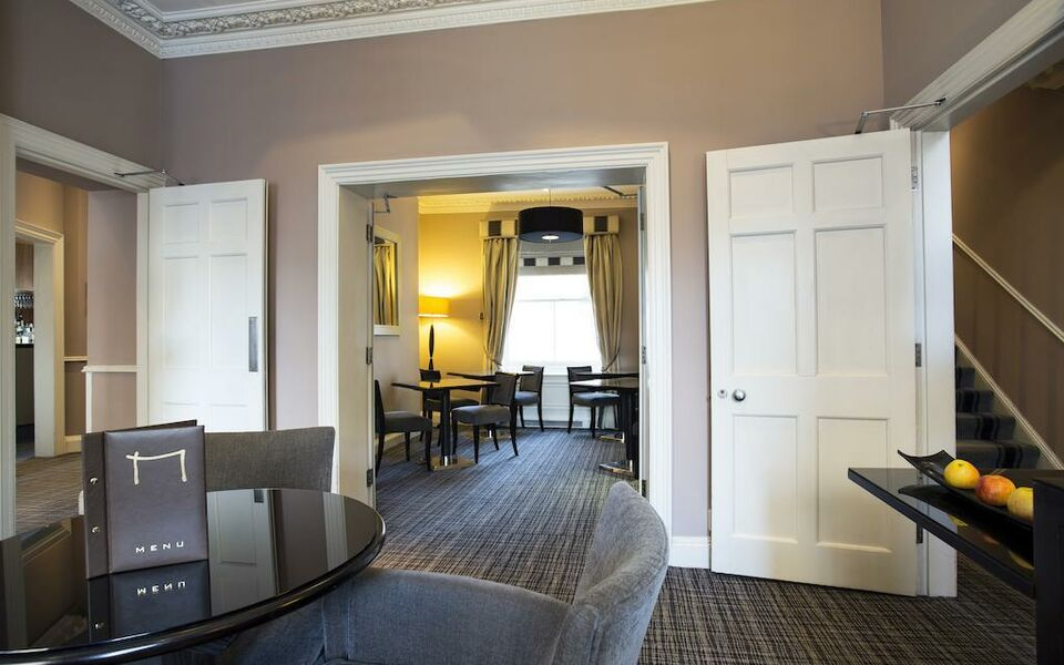 Montagu Place Hotel, London, Central London (10)