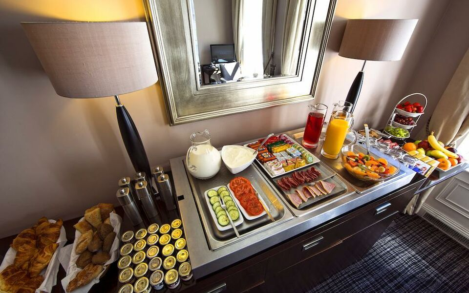 Montagu Place Hotel, London, Central London (12)