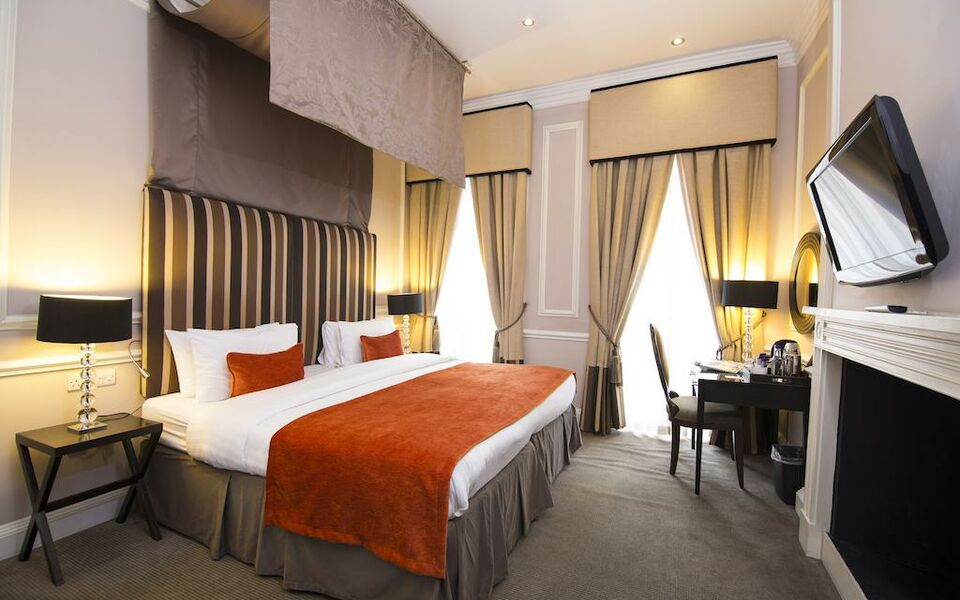 Montagu Place Hotel, London, Central London (18)