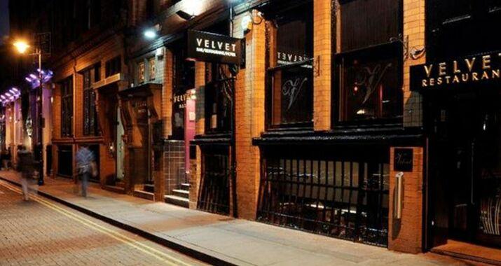 Velvet Hotel Manchester Rooms