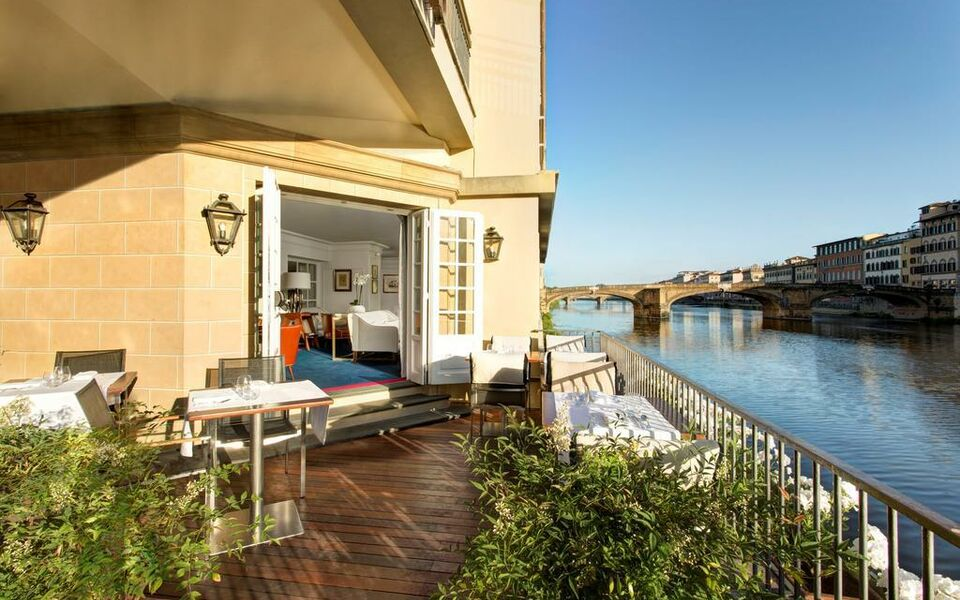 Hotel lungarno firenze italy 2018 world 39 s best hotels for Hotel design florence italie