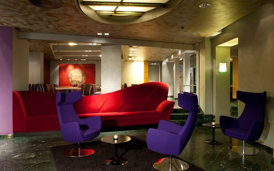 boutique 009 k ln city cologne allemagne my boutique hotel. Black Bedroom Furniture Sets. Home Design Ideas
