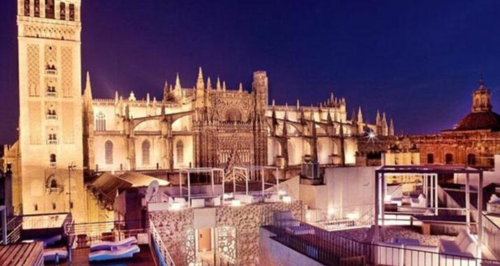 EME Catedral Hotel, Seville (1)