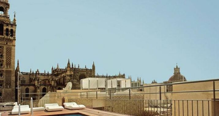 EME Catedral Hotel, Seville (3)