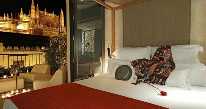 Eme catedral hotel a design boutique hotel sevilla spain for Hotel design seville
