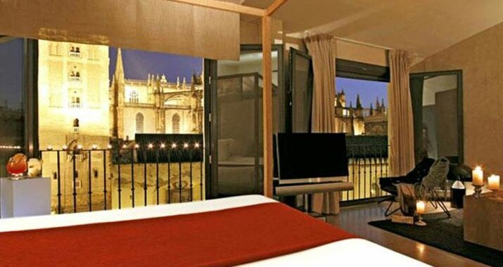 EME Catedral Hotel, Seville (9)