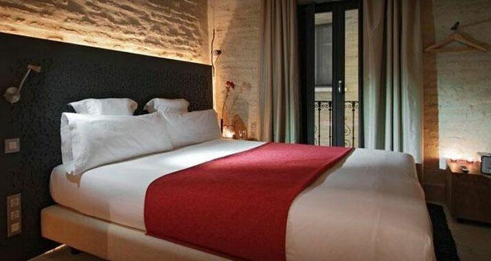 Eme catedral hotel a design boutique hotel sevilla spain - Spa hotel eme ...