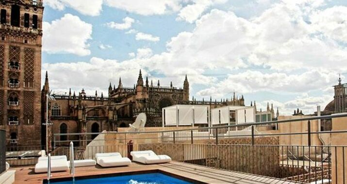 EME Catedral Hotel, Seville (12)
