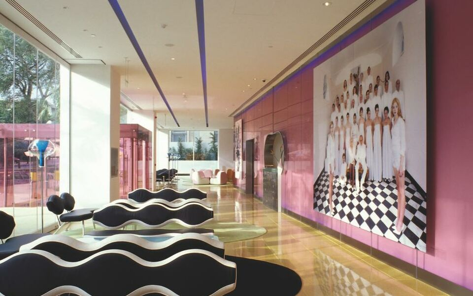 Semiramis a design boutique hotel athens greece for Design hotel athens