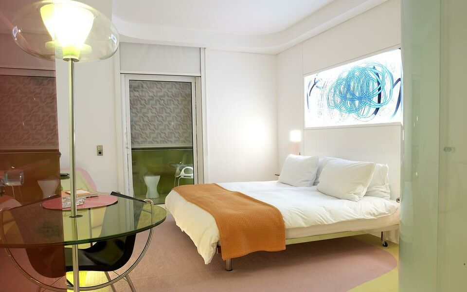 Semiramis a design boutique hotel athens greece for Boutique hotel athenes