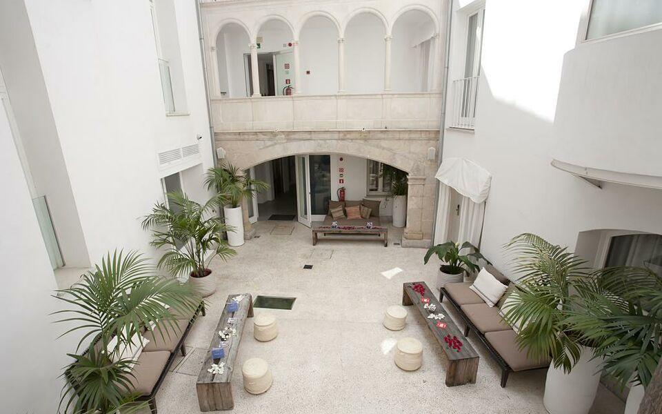 Puro hotel a design boutique hotel palma mallorca spain for Designhotel palma