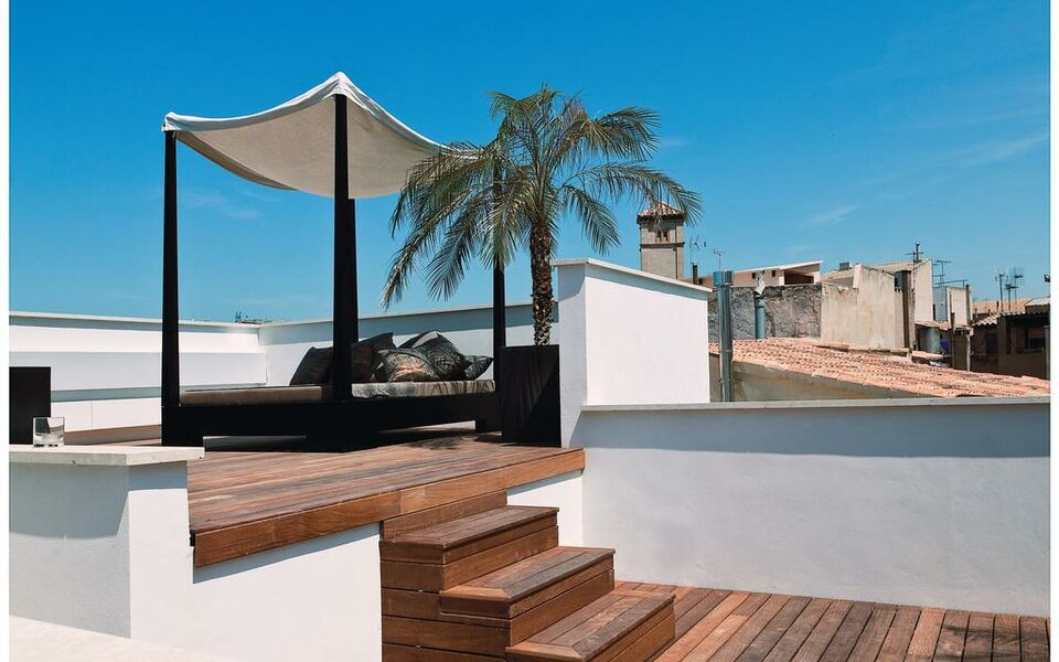 purohotel palma a design boutique hotel palma mallorca spain. Black Bedroom Furniture Sets. Home Design Ideas