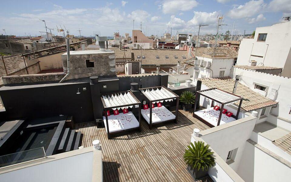 Puro hotel a design boutique hotel palma mallorca spain for Design hotel mallorca