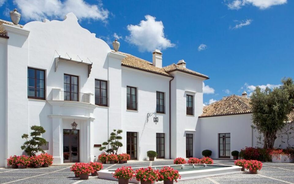 Finca Cortesin Hotel Golf & Spa, Casares (1)