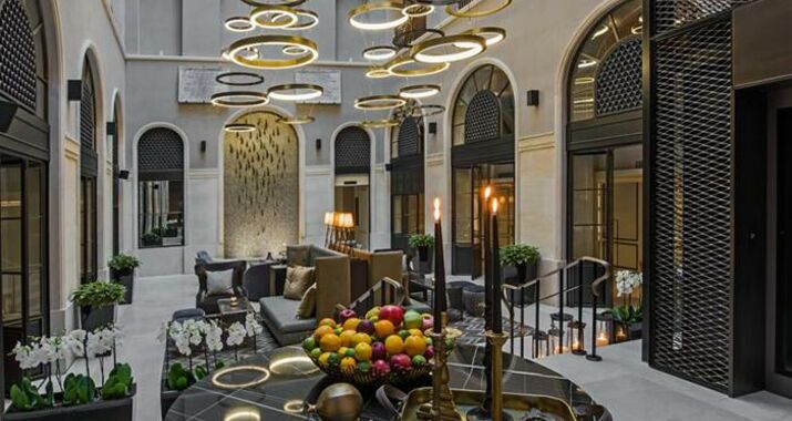 10 karakoy istanbul a design boutique hotel istanbul turkey for Decor hotel istanbul