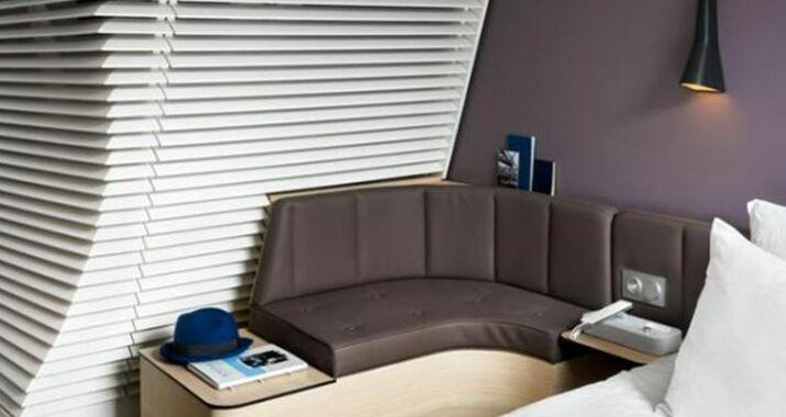 Okko hotels grenoble jardin hoche grenoble france my for Hotel design grenoble
