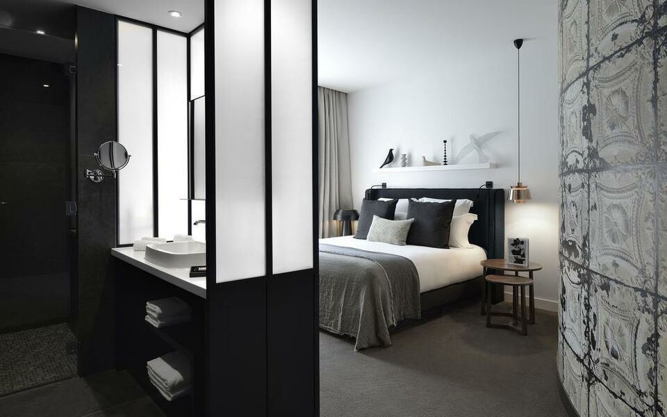 balthazar hotel spa mgallery by sofitel rennes frankreich. Black Bedroom Furniture Sets. Home Design Ideas