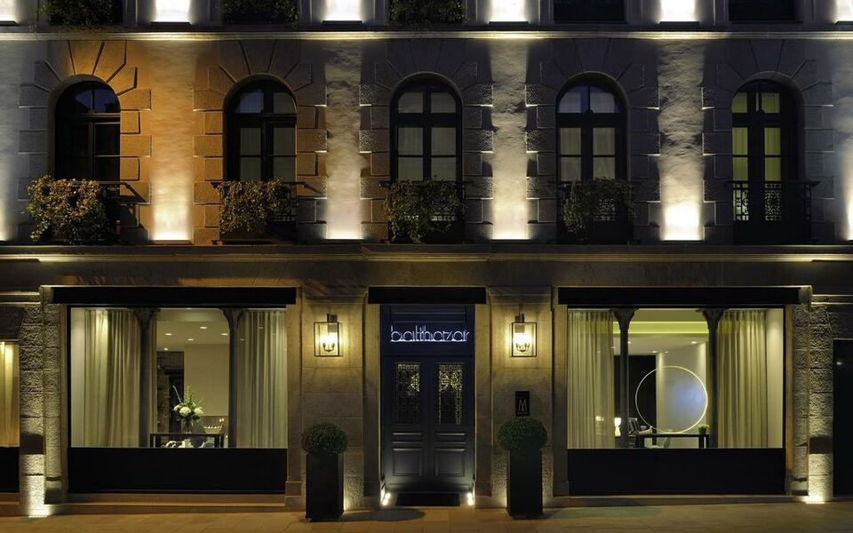 Balthazar hotel spa mgallery by sofitel rennes for Boutique hotel rennes