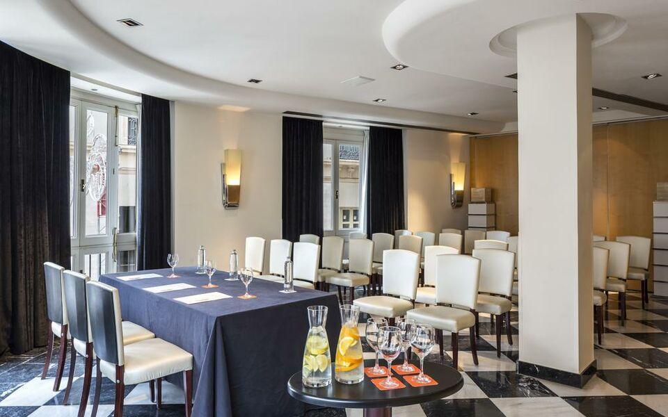 Room mate larios malaga espagne my boutique hotel for Boutique hotel espagne