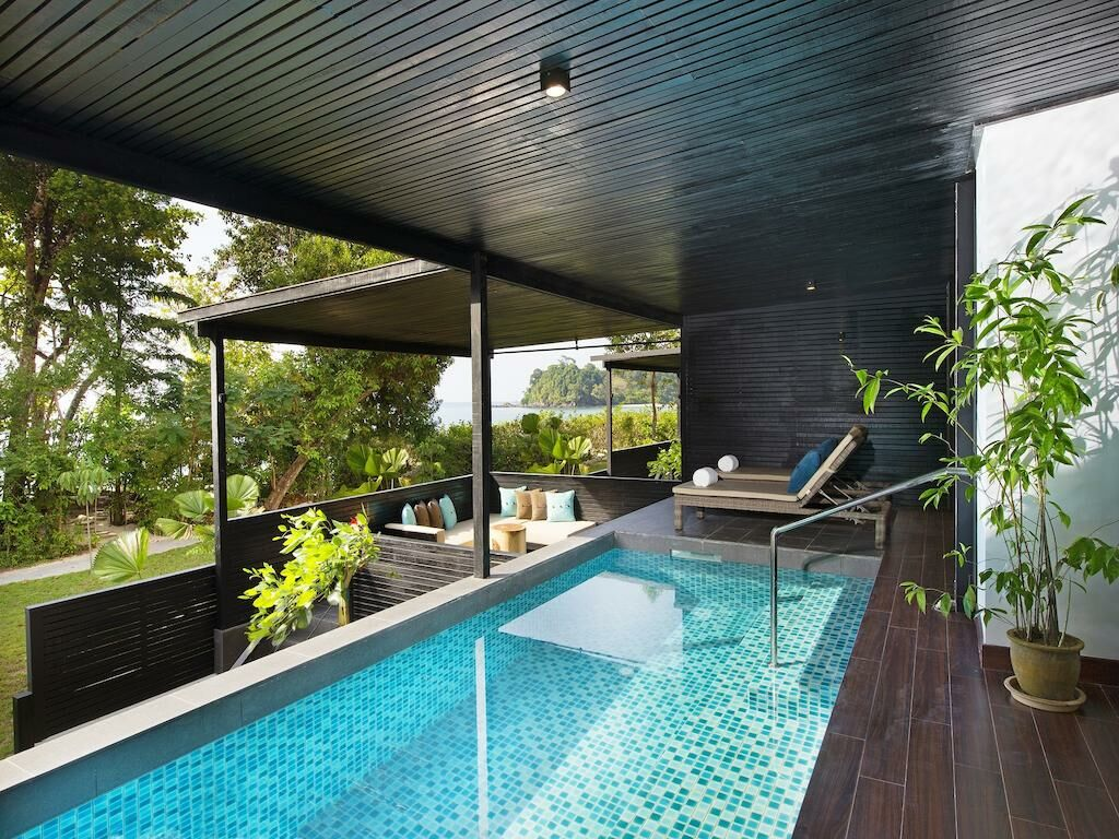 The andaman a luxury collection resort langkawi teluk datai malesia - Suite con piscina privata ...