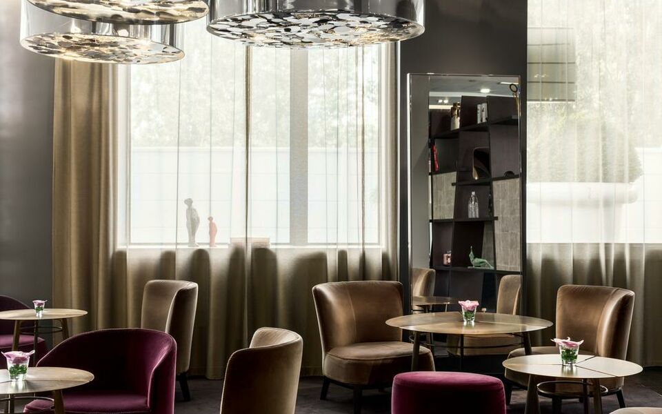 Ac hotel paris porte maillot by marriott paris frankreich - Porte maillot paris hotel ...
