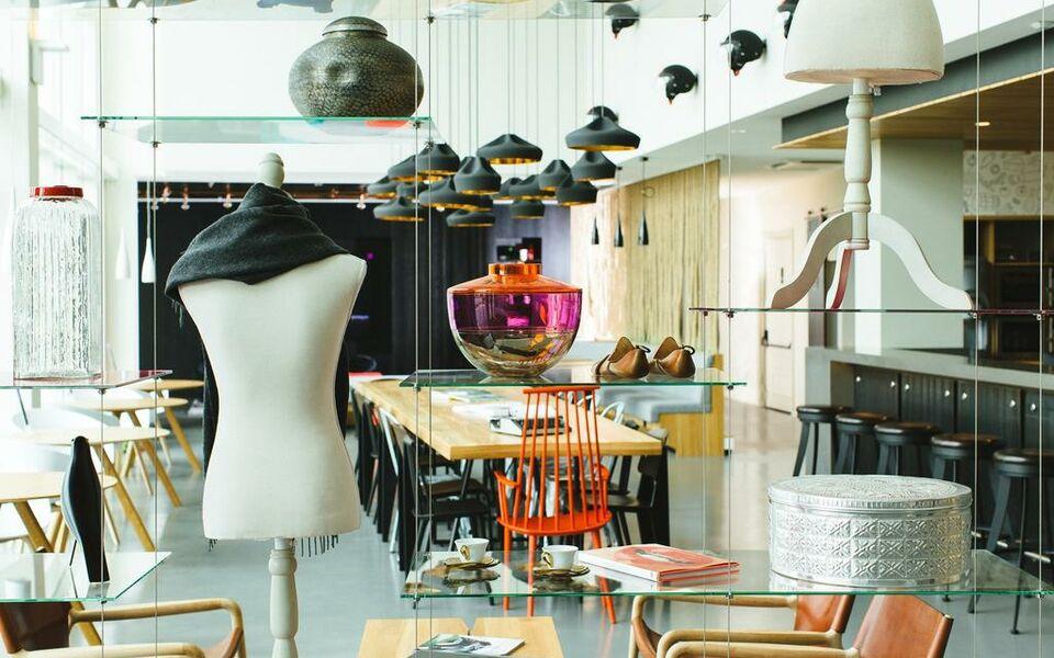 Moxy milan malpensa airport a design boutique hotel case for Boutique hotels milan