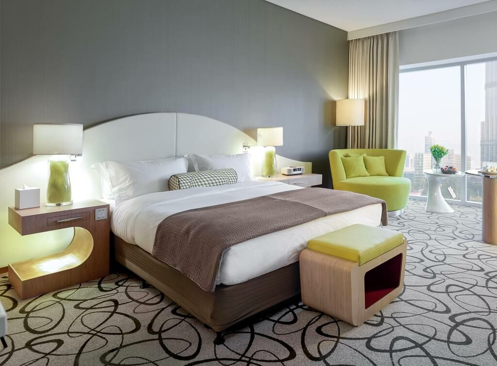 Sofitel dubai downtown dubai mirats arabes unis my for Chambre separee meaning