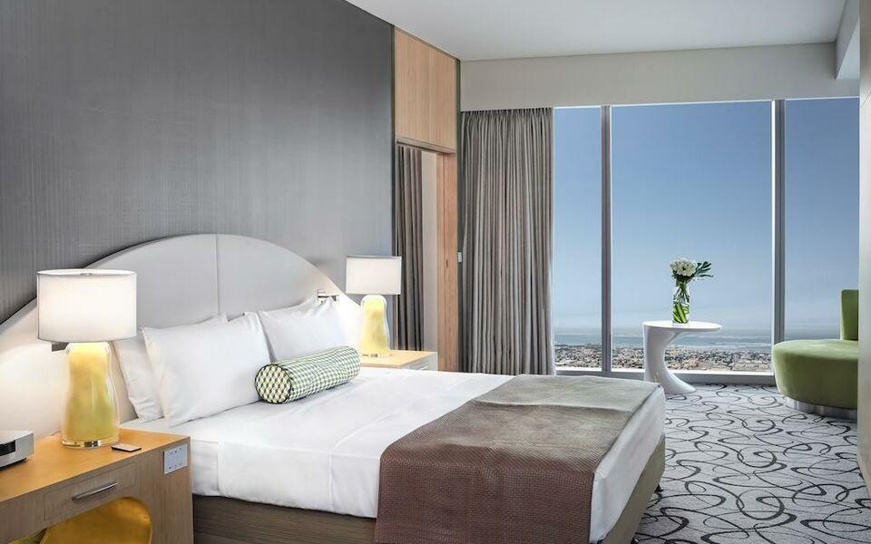 Sofitel dubai downtown dubai vereinigte arabische emirate for Trendy hotels dubai