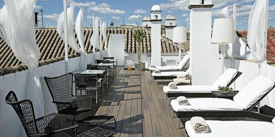 Hospes las casas del rey de baeza a design boutique hotel - Las casas del rey ...