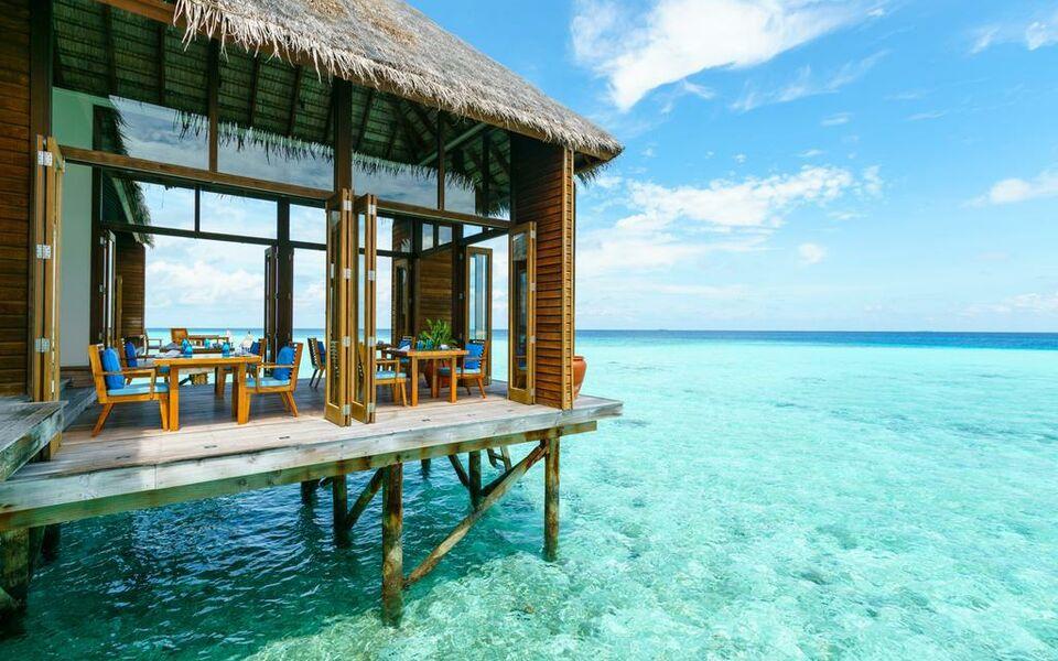 Conrad maldives rangali island a design boutique hotel for Hotel conrad maldivas islas rangali