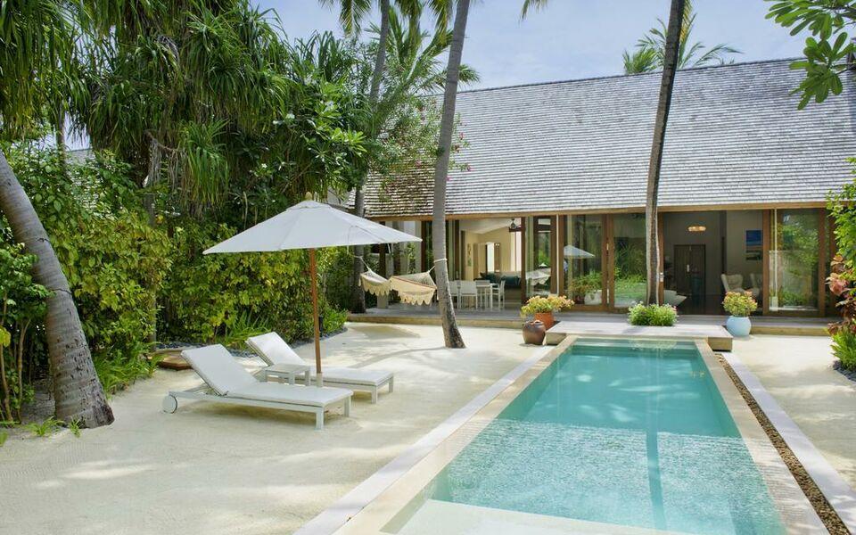 Conrad maldives rangali island a design boutique hotel for Donde queda conrad maldives rangali island hotel