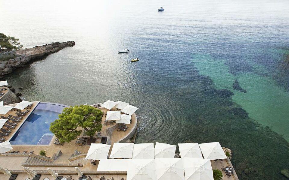 Hotel hospes maricel y spa a design boutique hotel palma - Spas palma de mallorca ...