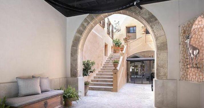 Boutique hotel posada terra santa a design boutique hotel for Design boutique hotel palma de mallorca