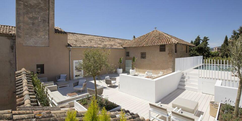Convent de la missio a design boutique hotel palma for Designhotel palma