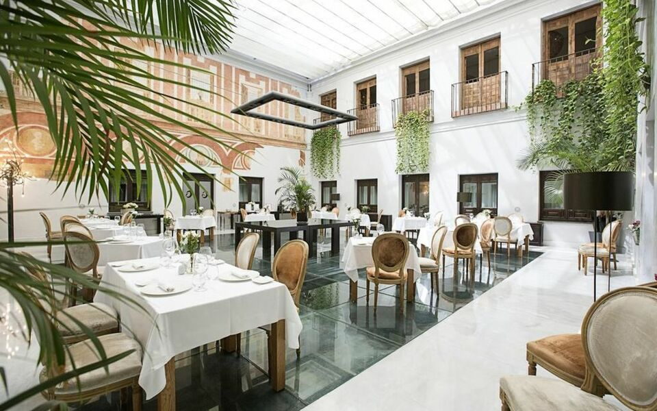 Hospes palacio del bailio cordoue espagne my boutique for Boutique hotel espagne