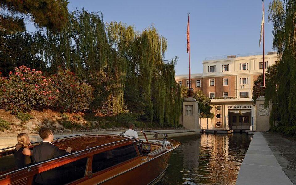 Jw marriott venice resort spa a design boutique hotel for Boutique hotel venise