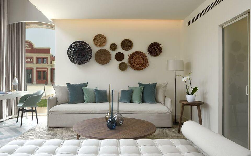 Jw marriott venice resort spa a design boutique hotel for Design hotel venezia