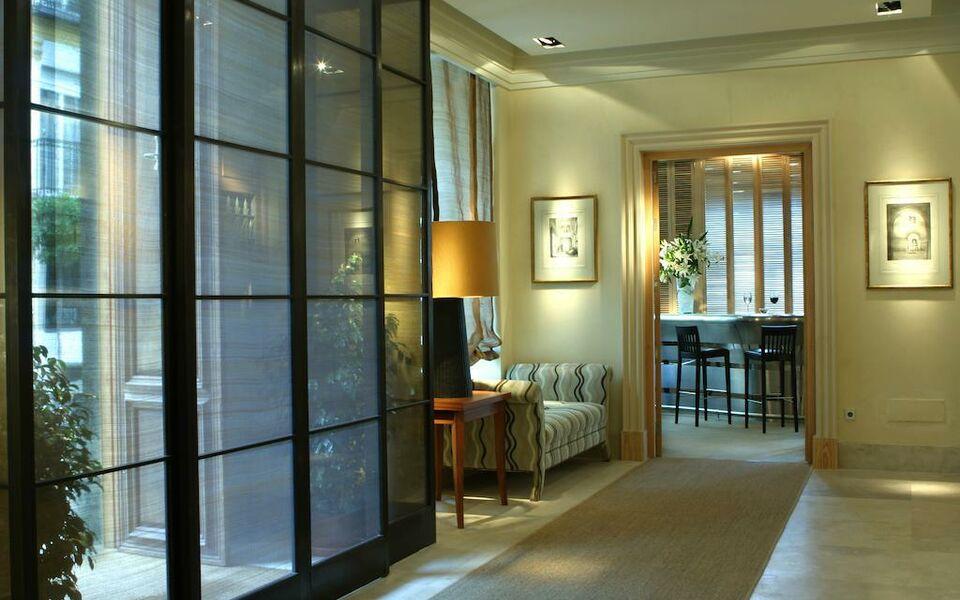 Villa oniria a design boutique hotel granada spain - Hotel villa oniria en granada ...