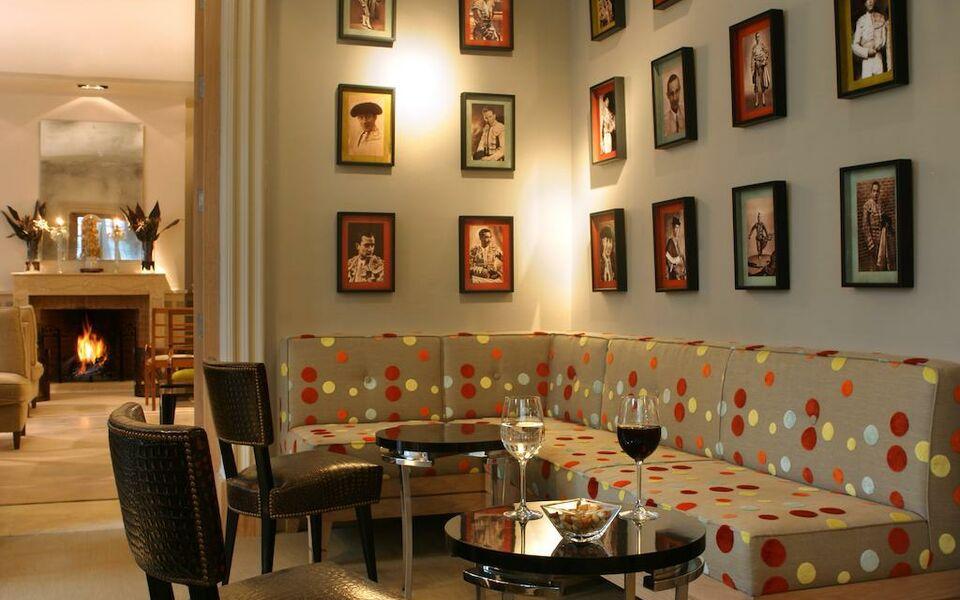 Villa oniria a design boutique hotel granada spain for Best boutique hotels granada