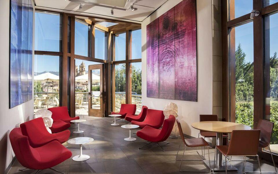 Marqu s de riscal a luxury collection a design boutique for Hotel marques riscal
